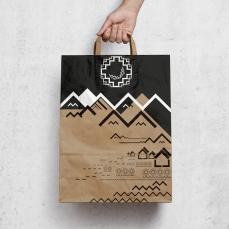 Brown Paper Bag MockUp02