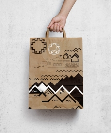 Brown Paper Bag MockUp03