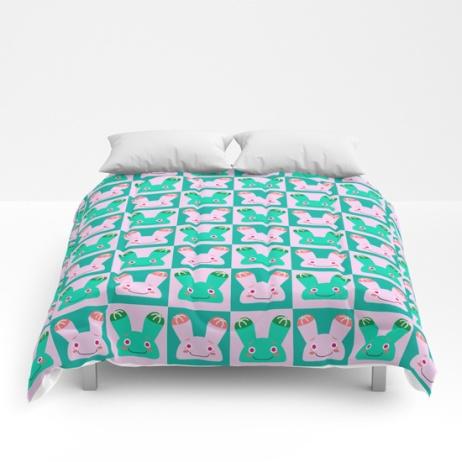 twins-plant-kids-comforters