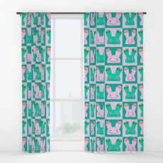 twins-plant-kids-curtains